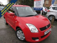 USED 2008 08 SUZUKI SWIFT 1.3 GL 3d 92 BHP