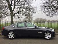 USED 2012 62 BMW 7 SERIES 3.0 730D SE 4d AUTO 242 BHP