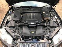 USED 2010 60 JAGUAR XF 5.0 V8 PORTFOLIO 4d AUTO 385 BHP