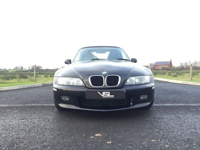 2002 02 BMW Z3 SPORT ROADSTER 2dr 2.2 6cyl