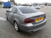 USED 2011 61 BMW 3 SERIES 2.0 320D EXCLUSIVE EDITION 4d AUTO 181 BHP