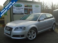 USED 2010 59 AUDI A3 1.6 TDI SPORT 5d 103 BHP **VEHICLE AT OUR UGBOROUGH  BRANCH**