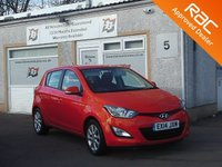 USED 2014 HYUNDAI I20 1.2 ACTIVE 5d 84 BHP Bluetooth -Aux -Voice control- Air conditioning