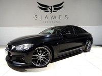 USED 2015 65 BMW 4 SERIES 2.0 420D XDRIVE M SPORT GRAN COUPE 4d 188 BHP