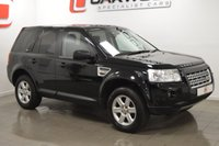 USED 2009 09 LAND ROVER FREELANDER 2 2.2 TD4 GS 5d AUTO 159 BHP  **8 SERVICE FROM NEW**