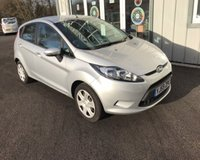 2011 FORD FIESTA 1.25 STYLE £4399.00