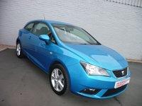 2014 SEAT IBIZA 1.4 TOCA  £5795.00