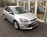 USED 2014 14 FORD FOCUS 1.6 TDCI TITANIUM NAVIGATOR 115 BHP THIS VEHICLE IS AT SITE 2 - TO VIEW CALL US ON 01903 323333