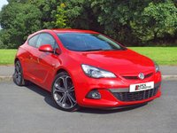 2015 VAUXHALL ASTRA 2.0 GTC LIMITED EDITION CDTI S/S 3d 162 BHP £10495.00