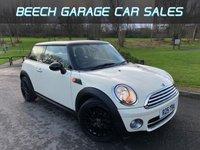 2008 MINI HATCH COOPER 1.6 COOPER D 3d 108 BHP £3950.00