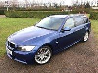 2006 BMW 3 SERIES 2.0 320D M SPORT 5d AUTO 161 BHP Full Service History MOT 01/19 £5495.00