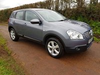 USED 2009 09 NISSAN QASHQAI 1.6 ACENTA 5d 113 BHP **LOVELY CONDITION**SUPERB DRIVE**GREAT HISTORY**