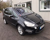 USED 2011 61 FORD S-MAX 2.0 TDCI TITANIUM POWERSHIFT 163 BHP THIS VEHICLE IS AT SITE 1 - TO VIEW CALL US ON 01903 892224