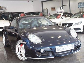 2006 PORSCHE CAYMAN 3.4 24V S 2d 295 BHP £13990.00