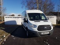 2016 FORD TRANSIT 350 2.2 125 BHP RWD L3 H2  ***CHOOSE FROM 70 VANS*** £12650.00