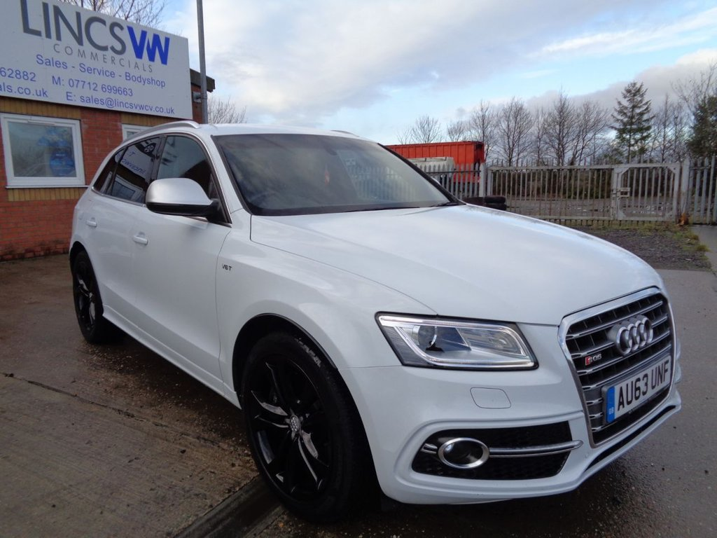 Used AUDI Vans For Sale In South Hykeham Lincolnshire - Audi vans