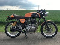 2015 ROYAL ENFIELD CONTINENTAL GT 535 CONTINENTAL GT £4699.00