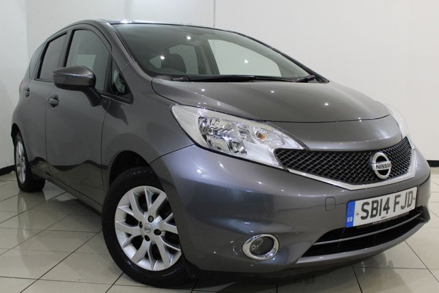 View our 2014 14 NISSAN NOTE 1.5 DCI ACENTA PREMIUM 5DR 90 BHP