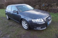 2010 AUDI A6 2.0 TDI E SE 5d 134 BHP SAT NAV - LTHR HEATED-HISTORY £8290.00