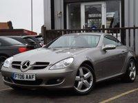 2006 MERCEDES-BENZ SLK 1.8 SLK200 KOMPRESSOR 2d AUTO 161 BHP £6995.00