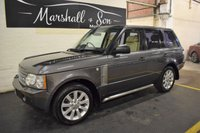 USED 2005 55 LAND ROVER RANGE ROVER 3.0 TD6 VOGUE 5d AUTO 175 BHP