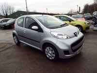 USED 2009 59 PEUGEOT 107 1.0 URBAN 5d 68 BHP FULL SERVICE HISTORY