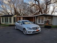 2012 MERCEDES-BENZ C CLASS 2.1 C250 CDI BLUEEFFICIENCY AMG SPORT 2d 204 BHP £12495.00