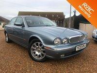2003 JAGUAR XJ 3.0 V6 4d AUTO 240 BHP £6495.00