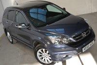 2011 HONDA CR-V 2.2 I-DTEC EX 5d 148 BHP £9400.00