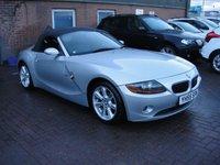 2005 BMW Z4 2.0 Z4 SE ROADSTER 2d 148 BHP £4480.00