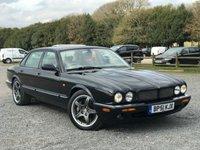 2002 JAGUAR XJ 4.0 R V8 SUPERCHARGED 4d AUTO 370 BHP £6000.00