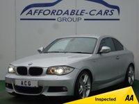 2010 BMW 1 SERIES 2.0 123D M SPORT 2d 202 BHP £7950.00