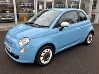 USED 2014 64 FIAT 500 1.2 COLOUR THERAPY 3DR HATCHBACK 69 BHP