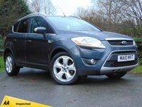 USED 2010 10 FORD KUGA 2.0 TITANIUM TDCI AWD 5d 134 BHP * 128 POINT AA INSPECTED *