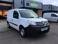 USED 2015 15 RENAULT KANGOO 1.5 ML19 DCI 1d 75 BHP 63,000 MILES, BLUETOOTH, E/W, RENAULT WARRANTY & FINANCE ARRANGED. Remaining Renault warranty until 2019, Bluetooth, E/W, Radio/CD, Drivers airbag, Factory fitted bulk head, Side loading door, 1 Owner, remote Central Locking, Drivers Airbag, CD Player/FM Radio, Steering Column Radio Control, Side Loading Door, Barn Rear Doors, recent full service & finance arranged on site