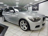 USED 2013 62 BMW 1 SERIES 116D M SPORT 114 BHP 1 FORMER LADY KEEPER 18'S BT