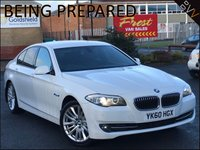 2010 BMW 5 SERIES 3.0 530D SE 4d AUTO 242 BHP £10995.00