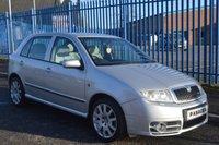 2006 SKODA FABIA 1.9 VRS TDI 5d 129 BHP  £3250.00