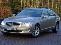 2007 MERCEDES-BENZ S CLASS 3.0 S320 L CDI 4d AUTO 231 BHP £7644.00