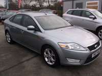 USED 2007 07 FORD MONDEO 1.8 ZETEC TDCI 5d 125 BHP SPACIOUS  FAMILY CAR WITH EXCELLENT SERVICE HISTORY, GREAT SPEC, DRIVES SUPERBLY, OUTSTANDING VALUE !!!