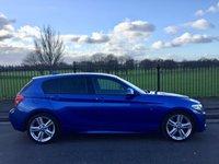 USED 2014 14 BMW 1 SERIES 2.0 116D M SPORT 5d 114 BHP