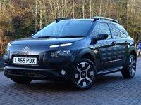2016 CITROEN C4 CACTUS 1.6 BLUEHDI FLAIR 5d 98 BHP £8777.00