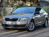 2014 SKODA OCTAVIA 1.6 S TDI CR DSG 5d AUTO 104 BHP £9333.00