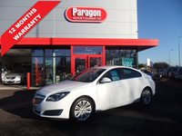 USED 2015 15 VAUXHALL INSIGNIA 2.0 ENERGY CDTI ECOFLEX S/S 5d 160 BHP Cliamte A/C, Bluetooth, DAB