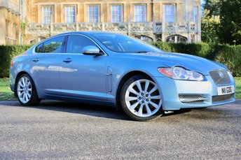 2009 JAGUAR XF 3.0 V6 S LUXURY 4d 275 BHP £9480.00