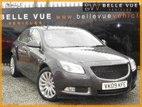 2009 VAUXHALL INSIGNIA 2.8 ELITE NAV 5d AUTO 260 BHP £5995.00