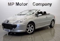 USED 2006 56 PEUGEOT 307 2.0 S COUPE CABRIOLET 2d 139 BHP
