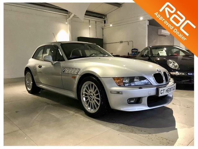 2000 T BMW Z3 Coupe [LHD][AUTO] - Only 37100miles