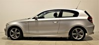 USED 2007 57 BMW 1 SERIES 2.0 118D SE 3d 141 BHP
