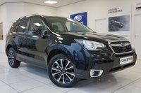 2018 SUBARU FORESTER New Forester 2.0 i XT Turbo CVT £32000.00